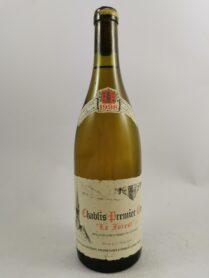 Chablis - La Forest - Vincent Dauvissat 1998
