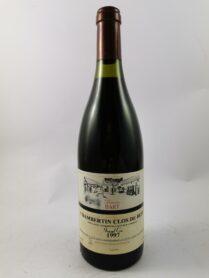 Chambertin Clos de Bèze - Domaine Bart 1997