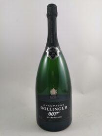 Champagne Bollinger - James Bond 007 2009