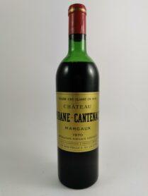 Château Brane-Cantenac 1970