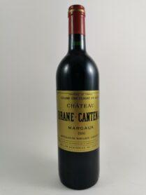 Château Brane-Cantenac 1986
