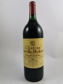 Château Léoville Poyferré 1989 - 150 cl
