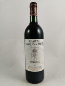 Château Marquis de Terme 1994