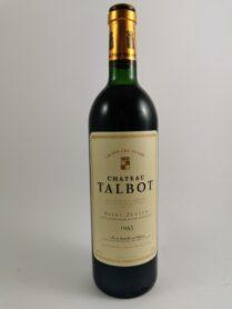 Château Talbot 1985