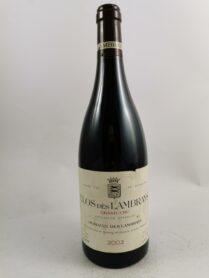 Clos des Lambrays - Domaine des Lambrays 2002