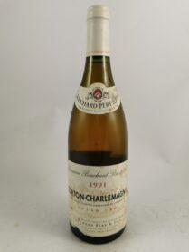 Corton-Charlemagne - Bouchard Père & Fils 1991