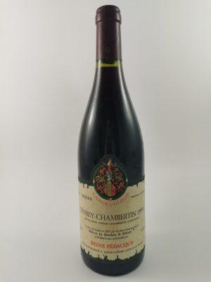 Gevrey-Chambertin - Tastevinage - Reine Pédauque 1999