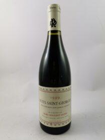 Nuits Saint-Georges - Domaine Marc Rougeot-Dupin 1999