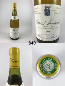 Bâtard-Montrachet - Olivier Leflaive 1990
