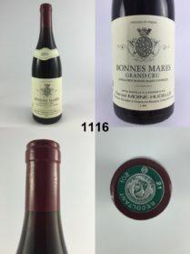 Bonnes-Mares - Domaine Moine-Hudelot 2001