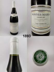 Bonnes-Mares - Domaine Georges Lignier 1993