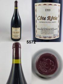 Côte-Rôtie - Edmond et David Duclaux 1999 - 150 cl