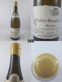 Chablis - Blanchot - Raveneau 2004