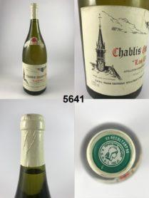 Chablis - Les Clos - Vincent Dauvissat 2009 - 150 cl