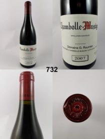 Chambolle-Musigny - Domaine Georges Roumier 2007