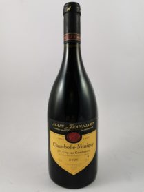 Chambolle-Musigny - Les Combottes - Domaine Alain Jeanniard 2006