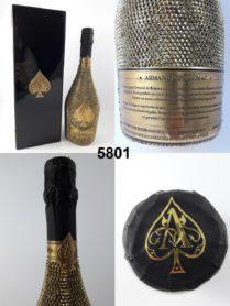 Champagne Armand de Brignac - Edition Swarovski