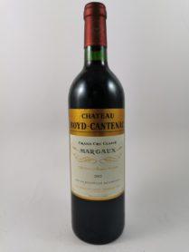 Château Boyd-Cantenac 2002