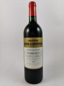 Château Boyd-Cantenac 1996