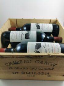 Château Canon 1988