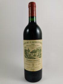 Château Carbonnieux 1988