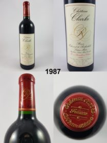 Château Clarke 1998