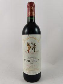 Château Clerc Milon 1996