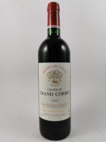 Château Grand Corbin 1995