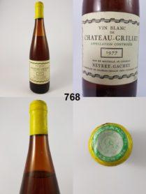Château-Grillet 1977