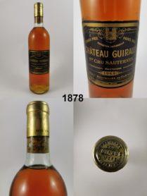 Château Guiraud 1969