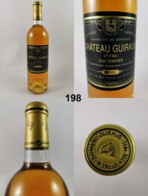 Château Guiraud 2001