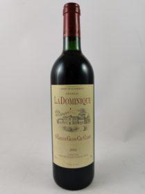 Château La Dominique 2001