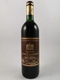 Château Larose-Trintaudon 1990
