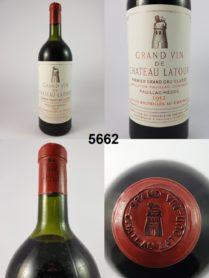 Château Latour 1952 - 150 cl