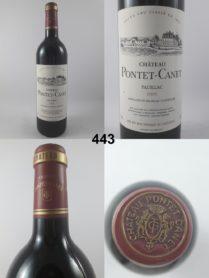 Château Pontet-Canet 1995