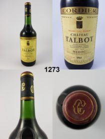 Château Talbot 1964