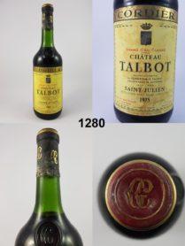 Château Talbot 1975