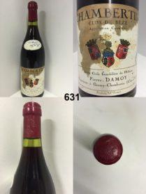 Chambertin Clos de Bèze - Pierre Damoy 1976