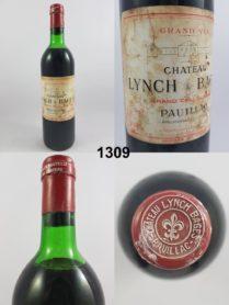 Château Lynch Bages 1978