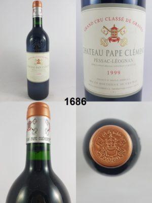 Château Pape Clément 1999