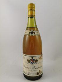 Chevalier-Montrachet - Domaine Leflaive 1978