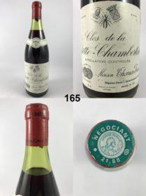 Clos de la Griotte-Chambertin - Thomas-Bassot 1976