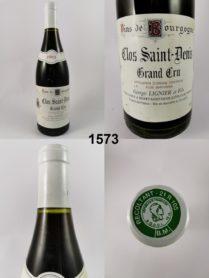Clos Saint-Denis - Domaine Georges Lignier 1993