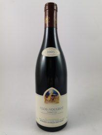 Clos de Vougeot - Domaine Mugneret-Gibourg 2003