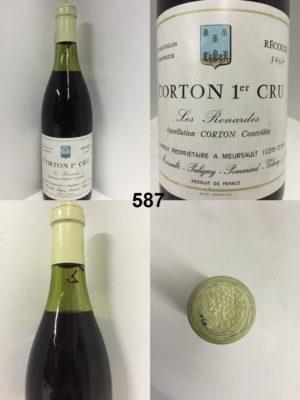 Corton - Renardes - François Gaunoux 1969