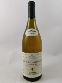 Corton-Charlemagne - Domaine Paul Pidault 1988