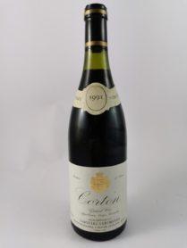 Corton - Jaboulet-Vercherre 1991