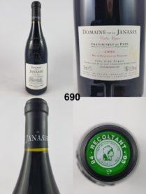 Domaine de La Janasse - Cuvée Vieilles Vignes - Aimé Sabon 2006