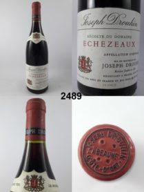 Echézeaux - Joseph Drouhin 1985