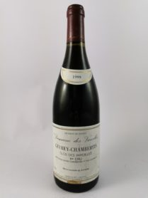 Gevrey-Chambertin - Clos des Varoilles - Domaine des Varoilles 1999